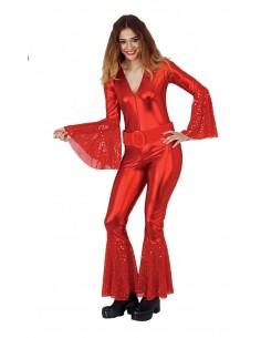 Disco Woman Κόκκινο