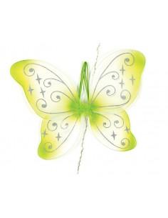 Φτερά πράσινο ανοιχτό