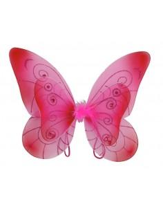 Fuchsia Wings