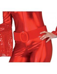 Κόκκινη Γυναικεία Ζώνη