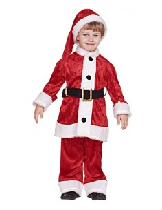 Santa Claus Boy