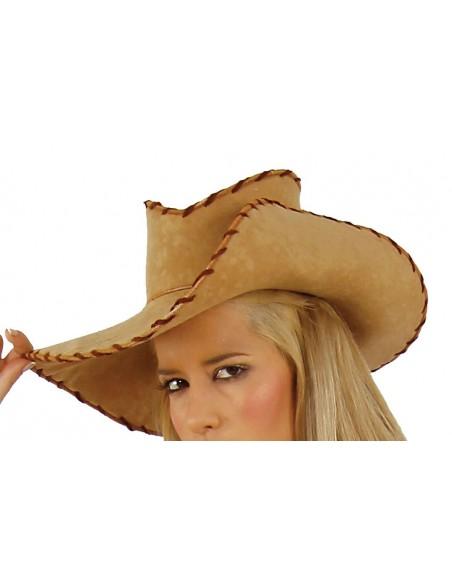 Καπέλο Άγρια Δύση Ενηλίκων