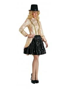 Woman Brocade Long Jacket