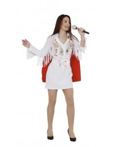Rock Star Γυναίκα Λευκό ΜΗ ΔΙΑΘΕΣΙΜΟ