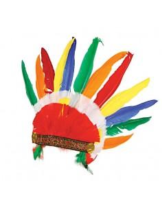 Ινδιάνικο Στέμμα με Φτερά
