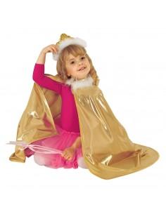 Gold Princess Cape