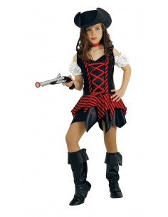Captain Pirate Girl