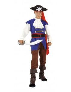 Πειρατής Μπλε - Κόκκινος