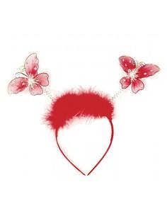 Κόκκινο Φωτοστέφανο Πεταλούδας