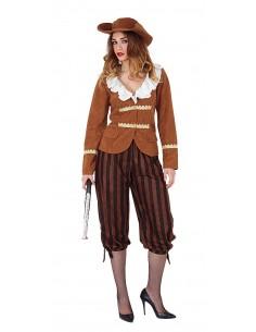 Caribbean Pirate Woman
