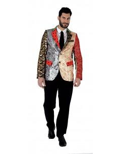 Patch Man Jacket