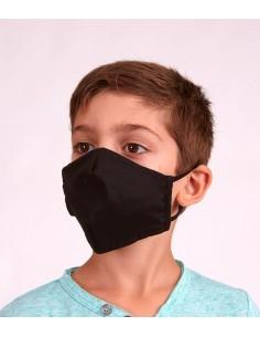 Black Child Mask