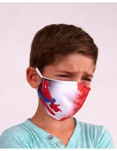 Child Mask Spider Boy