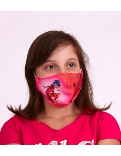 Child Mask Bag Lady