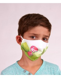Child Mask Dyno