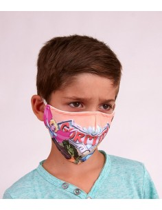 Child Mask Heroes