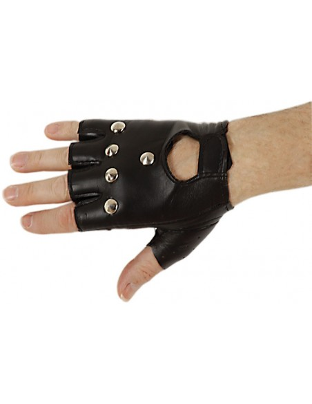 Punk Gloves for Adults