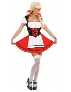 Octoberfest Sexy Lady