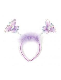 Purple Butterfly Halo